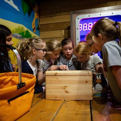 9318 Escaperoom Kidszoo Noordwijkerhout