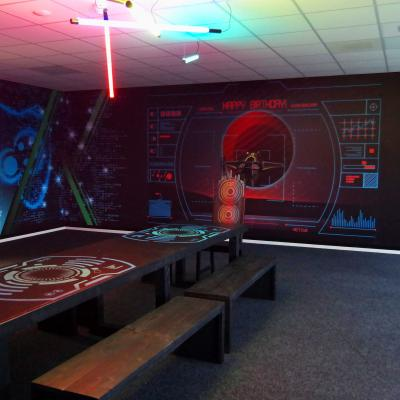 Ballen Enzo feestkamer themakamer gameroom Monkey Town Wijchen 01web