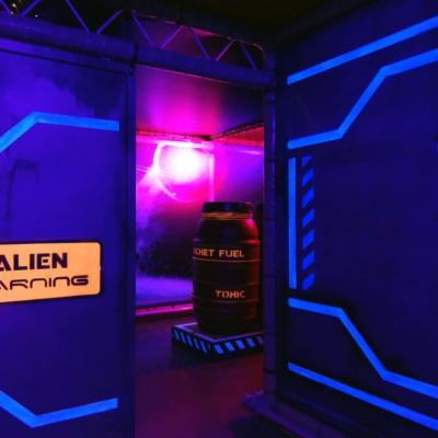 Ballen Enzo Lasergame Amersfoort10