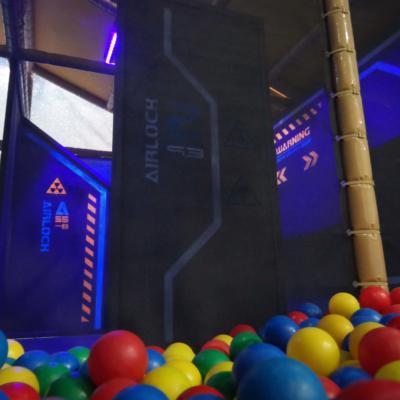 Ballen Enzo Lasergame Amersfoort14