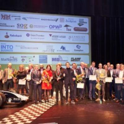 Ondernemersprijs Midden Holland 20 1 2020