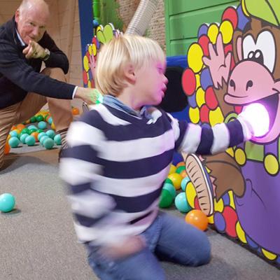 Familiepret Monkey Town Sliedrecht Ballendorp