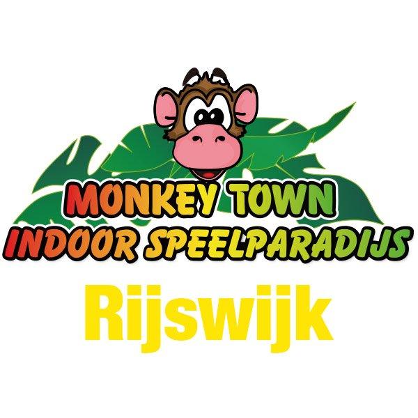 Monkey Town Rijswijk Logo