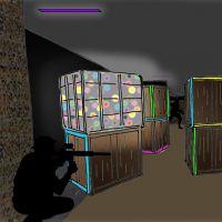Ballenenzo Laser Game Area