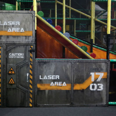Ballen Enzo Laser game Monkey Town Enschede 03 web